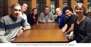 Photo of ACES team