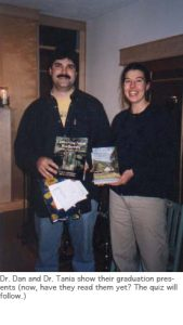 Photo of Dan and Tania