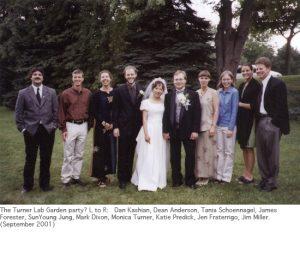 Photo of Dixon wedding