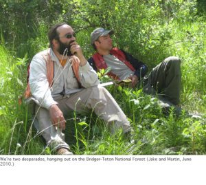 Photo of Jake and Martin