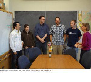Lab photo 2012