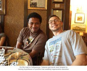 Photo of Tanjona and Jacob