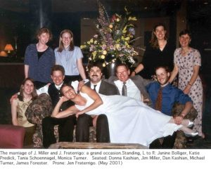 Photo of Jen wedding